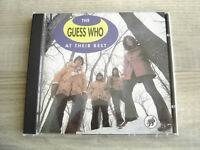 psych rock60s CD canadian CANADA blues hard THE GUESS WHO At Their Best COMP of