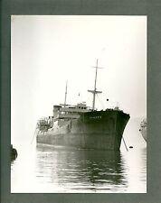 1960ca CANOPO foto originale marina nave ship boat navy