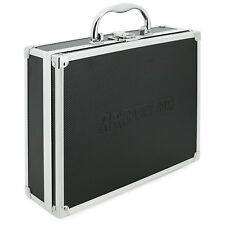 AR Carry Box® Aluminium Koffer schwarz leer Werkzeugkoffer Alu Box Kiste Kasten