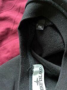 STONE/ ISLAND/ sweatshirt/ Herren pullover / Größe 2XL .
