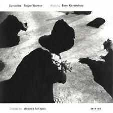 "Eleni Karaindrou ""Euripide: Trojan Women"" CD NUOVO"