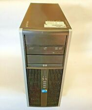 HP Compaq Elite 8000 Mini Tower 3GHz Core 2 Duo E8400 4gb DDR3 DVD-RW 500gb HDD