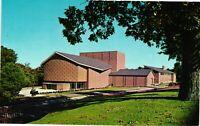 Vintage Postcard - Paul Creative Arts Center Building UNH New Hampshire NH #1501