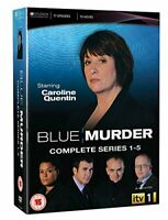 Blue Murder - Complete Series 1-5 [DVD][Region 2]