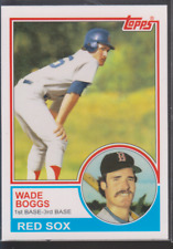 2010 Topps Cards Your Mom Threw Out #CMT148: Wade Boggs(1983)
