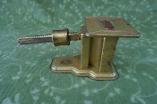 Vintage Pelouze 9 oz Postal Letter Scale Brass Beam, Balance, Denver, Colorado