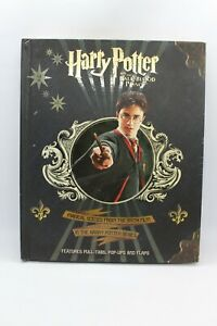 HARRY POTTER AND THE HALF BLOOD PRINCE PULL UP POP UP HARDCOVER BOOK