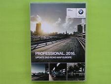 DVD NAVIGATION 2016 BMW ROAD MAP PROFESSIONAL E60 E61 E70 E72 E81 E84 E90 SA609