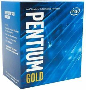 Intel BX80684G5420 Pentium Gold G5420 2 Core 3.8 GHz LGA1151 54W Processor