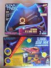Star Trek Toy Lot Dr. McCoy's Medical Kit + Klingon D'K Tahg Knife Playmates