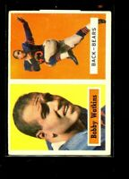 1957 TOPPS #7 BOBBY WATKINS BEARS VG D026603