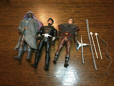 Kenner Robin Hood Prince Of Thieves Action Figure Lot Kevin Costner Smi