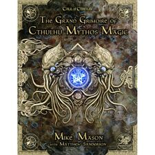 The Grand Grimoire of Cthulhu Mythos Magic by Mike Mason 9781568824055