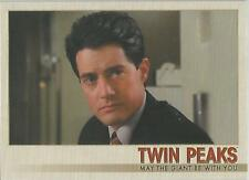 Twin Peaks - #26 Gold Vintage Parallel Base Card #27/99