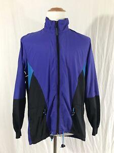 VTG - Cannondale Cycling Jacket - Purple & Black - Packable - Men's Medium - USA