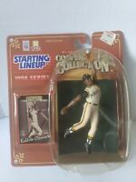 1998 Roberto Clemente Cooperstown Collection Series Starting Lineup Figure MLB