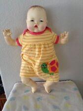 "Ideal Vintage 18"" Thumbelina Vinyl Cloth Doll #6"