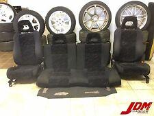 JDM RARE Honda Civic EK4 VTi SiR FERIO Seats Front & Rear Pair 96-00 Hatchback