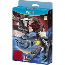 Bayonetta et Bayonetta 2 Special Edition Nintendo Wii U Brand New in Box