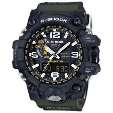Casio GWG1000-1A3GShock Men Tough Solar Mudmaster Triple Sensor Watch