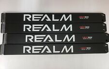 New Bowtech Realm 60lbs Limbs 104 Deflection black