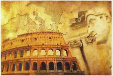 Ricepaper/carta da decoupage, scrapbooking FOGLIO ITALIA