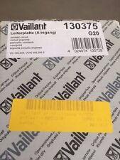 VAILLANT 130375 13-0375 LEITERPLATTE (AUSGANG) VC 66 106 166 206 VCW 206 256 NEU