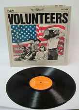 Jefferson Airplane - Volunteers | UK 1970 First Press Gatefold | LP: Near Mint
