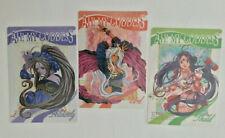 Ah! My Goddess Beldandy Urd Skuld Set of 3 Pencil Boards Japanese Anime