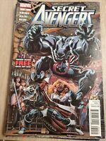 Secret Avengers #30 FN 2012 Marvel Comic Rick Remender Venom