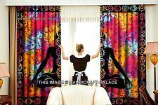 Meditation yoga Chakra Indian Mandala Curtains Tapestry Wall Hanging Valances