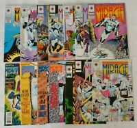 Valiant-Secret Life of Doctor Mirage 1,2,3,4,5,6,7,8,10,11,12,13,14,18-1993