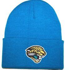 Jacksonville Jaguars Reebok NFL Football Cuffed Knit Winter Hat/Beanie/Toque