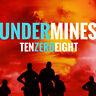 UNDERMINES CD Album TENZEROEIGHT [Influenced by Radio Birdman, MC5, The Stooges]