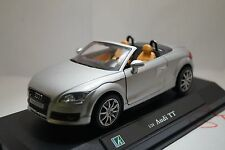 Audi TT Roadster 1:24 die-cast scale metal model by Hongwell