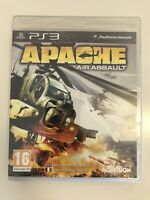 Apache Air Assault Sony PS3 Game New & Sealed UK PAL