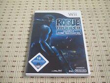 Rogue Trooper Quartz Zone Massacre für Nintendo Wii und Wii U *OVP*
