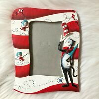 """Dr Seuss The Cat in the Hat Picture Photo Frame 3"""" x 5"""" 2003"""