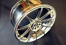 "Set of 18"" XXR Alloy Wheels For Mazda RX7 RX8 5x114.3 Staggered Width"
