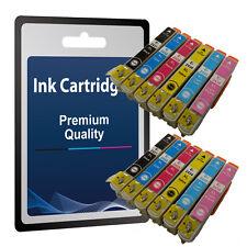 12 Ink Cartridge for EPSON XP-750 XP-850 XP-950  XP760 XP860