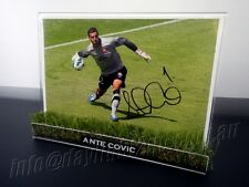 ✺Signed✺ ANTE COVIC Photo & Frame PROOF COA Western Sydney Wanderers 2019 Jersey