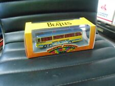 Corgi CC42418 The Beatles Magical Mystery Tour Bus Collectable Yellow