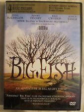 Big Fish Dvd - Combine Shipping and Save Money! Ships Fast!