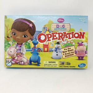 Las Mejores Ofertas En Juegos De Mesa Disney Doc Mcstuffins Character Toys Ebay