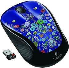 New Logitech M325c Natural Jewelry 910-005343 Wireless Mouse