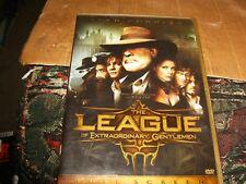 The League of Extraordinary Gentlemen (DVD, 2003, Full Frame Lenticular),Used.