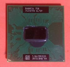 Procesador Intel Pentium M 750 1.86 ghz 533mhz Sl7s9