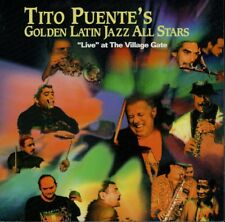 TITO PUENTE' S GOLDEN LATIN JAZZ ALL STARS  live at the village gate
