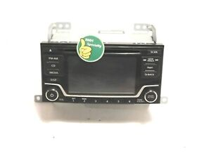 2016 Nissan Juke Audio Radio Navigation Display Screen Unit 28185 3PT1A OEM 16
