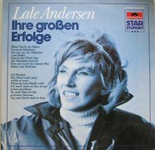 LALE ANDERSEN - IHRE GROSSEN ERFOLGE - LP